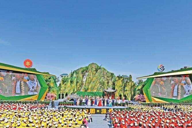 农歌会,唱农民心声,展滁州风采