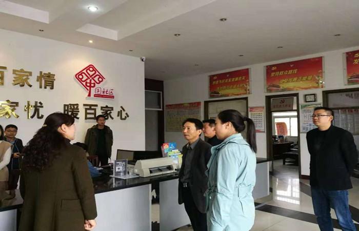滁州市多部门联合督查城乡居民医保征缴工作