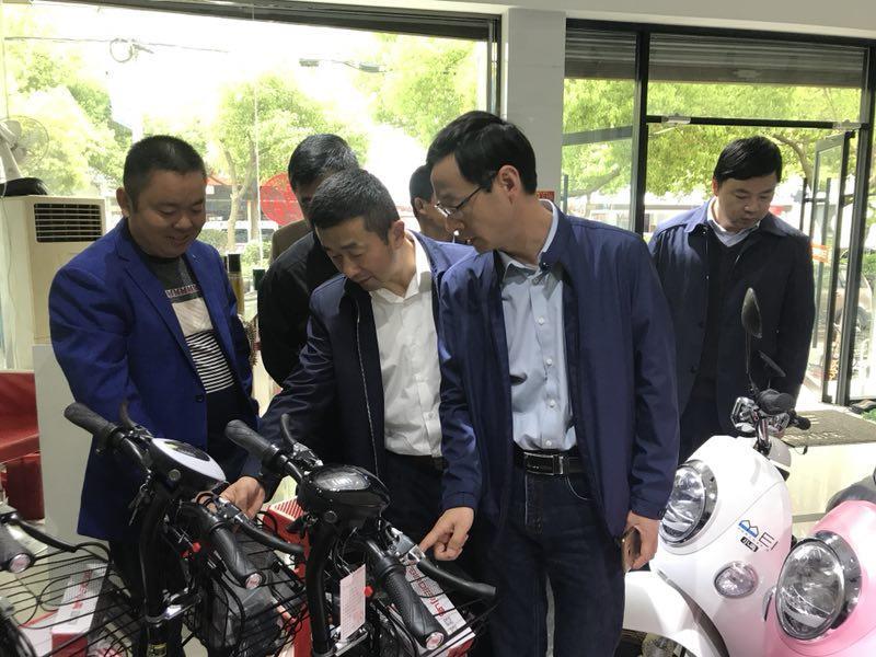 滁州市市场监管局部署开展电动自行车强制性国家标准实施专项检查