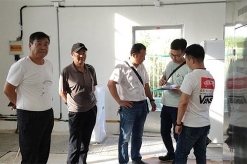 市交通运输局:北湖公交换乘中心配电项目通过验收 作者: 来源: 滁州市交通运输局