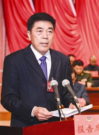 滁州市政协六届三次会议隆重开幕